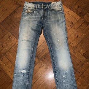 """Women's DIESEL """"Floy"""" Jeans"""